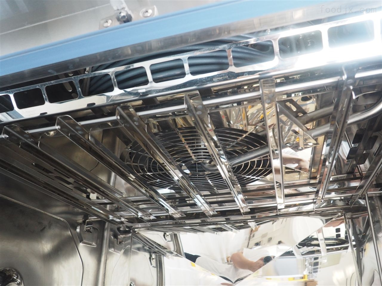 不锈钢食品加工设备多功能蒸烤箱