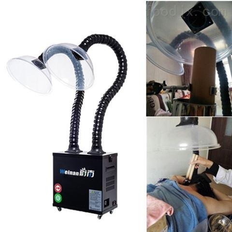 电子厂焊接除烟机 烙铁焊接烟雾净化机
