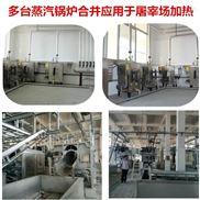 36KW电热锅炉食品包子加热蒸汽发生器