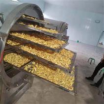 非油炸果蔬脆片加工设备 真空果蔬膨化机