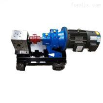 华潮供应熔体泵100CC齿轮泵红旗高温泵厂