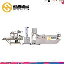 盛合商用豆腐皮机节省人工自动轨道循环