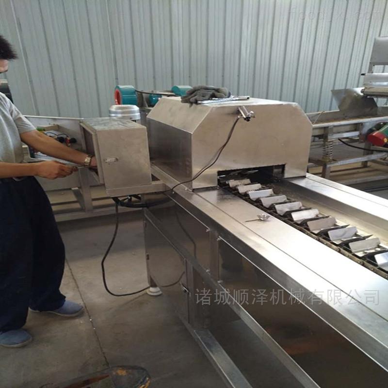多功能玉米切头切尾机 切玉米机器