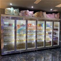超市便利店啤酒饮料冷柜