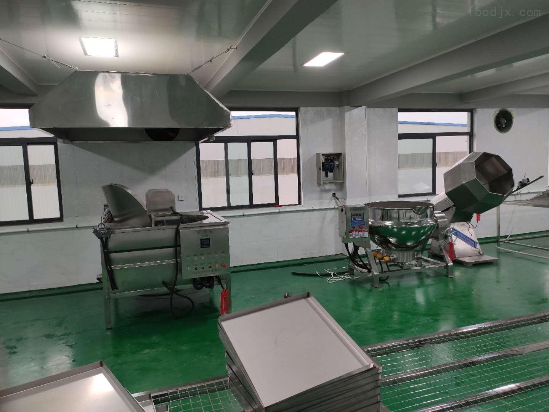 分析市场热销鱼豆腐用全套小型机器需要添置