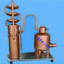 50L紫铜葡萄皮渣白兰地蒸馏机组