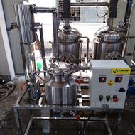生化设备厂家5L蒸馏水提取机