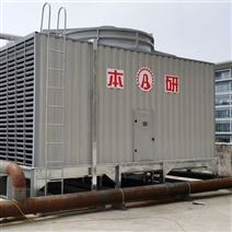 台湾廠家供應方形橫流冷卻塔