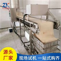 鎮江做豆腐皮的機器 全自動千張機廠家
