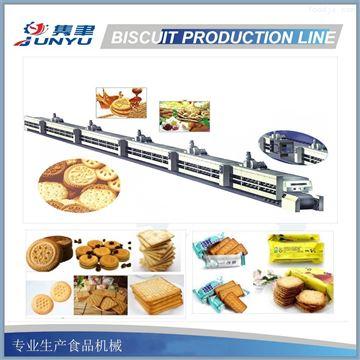 BWD250-1000型多功能饼干生产线