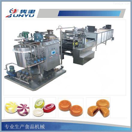 硬糖生产线设备