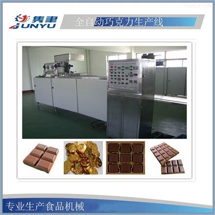 巧克力生产线