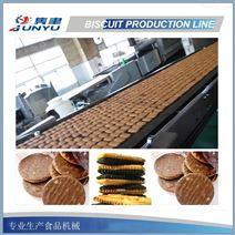 餅乾轉彎機,餅乾生產線