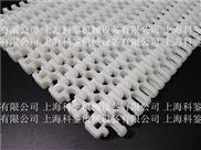 模组网带 2400转弯型 塑料输送带节距25.4 材质pom