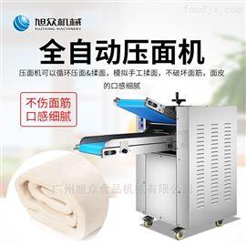 YMZD-350A旭众厂家商用自动精装压面机多少钱一台