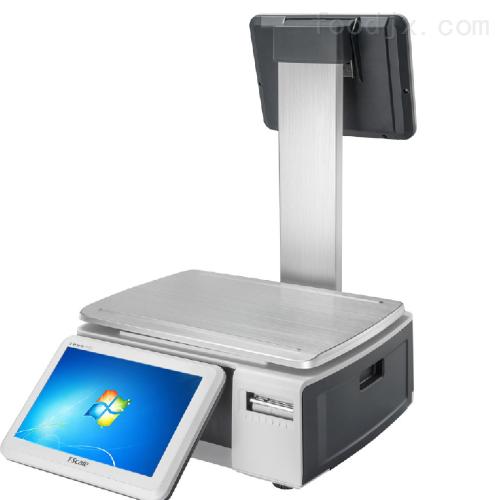 台衡条码秤江苏P10-PC标准型智能打印秤