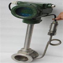 渦街流量計測量蒸汽