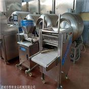 大型速冻水饺设备 仿手工全自动饺子机