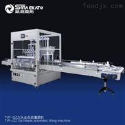 广州全自动 多头液体灌装机生产线