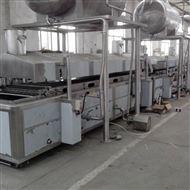 SRM-9000鱼豆腐油炸流水线