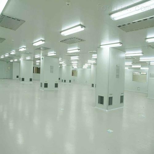 济南安装电子厂净化车间多久完工