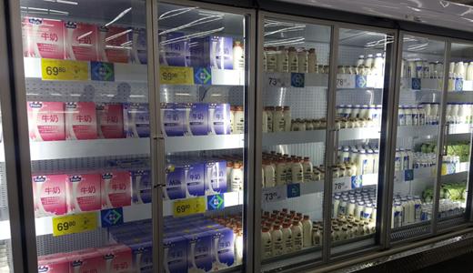 殺菌、冷鏈設備的完善助力冷鮮奶產業進階高地