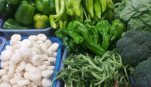 農產品銷路不暢 冷庫儲藏減少損壞率