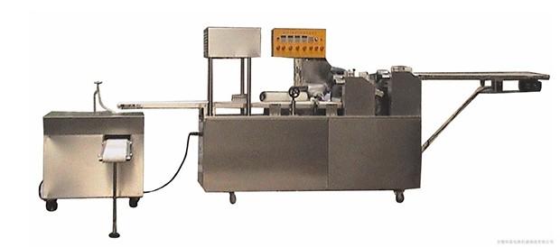 马蹄酥机,榴莲酥机生产线设备工艺流程主要功能设备性能技术参数介绍