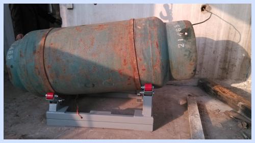 宁夏电子钢瓶称,2吨双层钢瓶秤