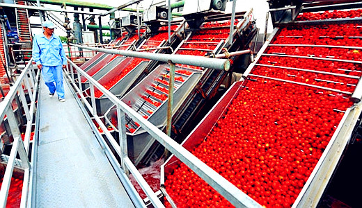 浅谈我国农副食品加工机械产业发展
