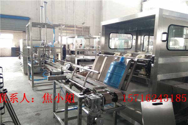 五加仑/三加仑大桶矿泉水灌装机