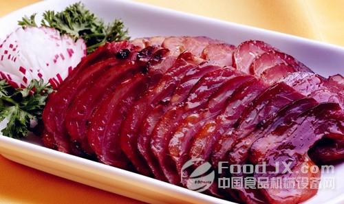 我国肉类食品加工离不开香精香料的助力