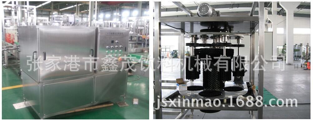 全自动矿泉水生产设备,大桶纯净水灌装机,大桶灌装机设备生产线