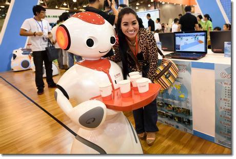 大白机器人可爱壁纸