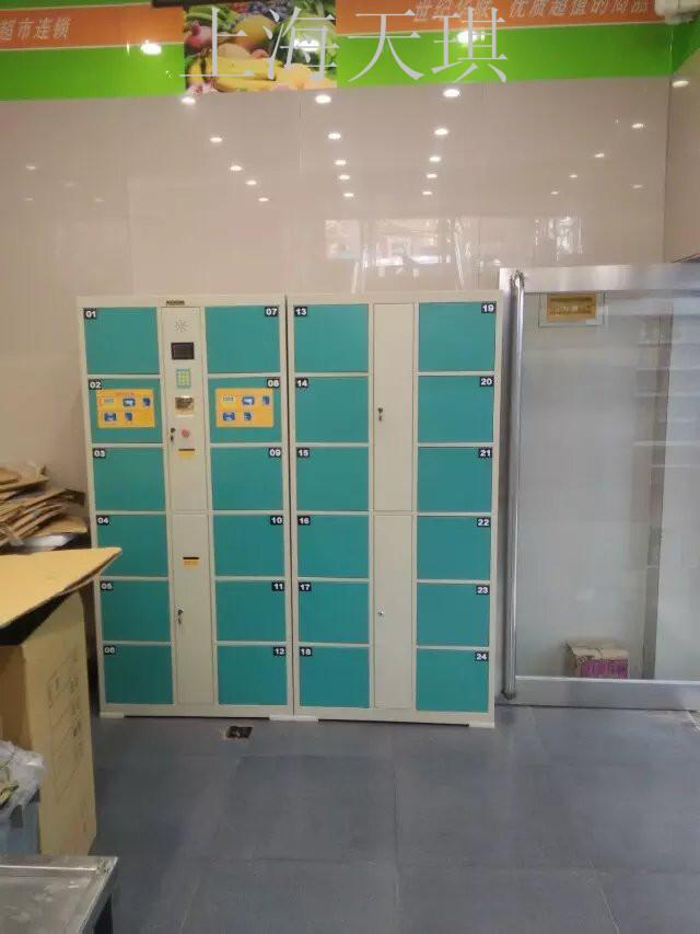 超市储物柜中IC卡储物柜受欢迎的原因何在