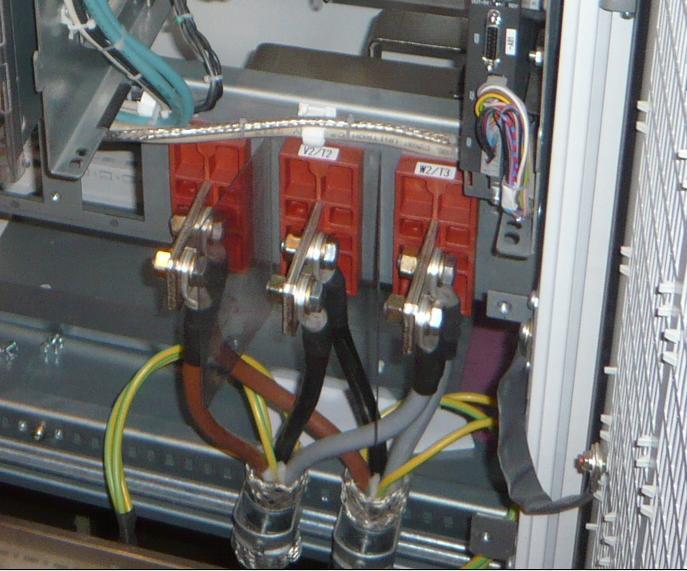 主要用于变频电源和变频电机之间连接用的电缆, 以及额定电压1kv及