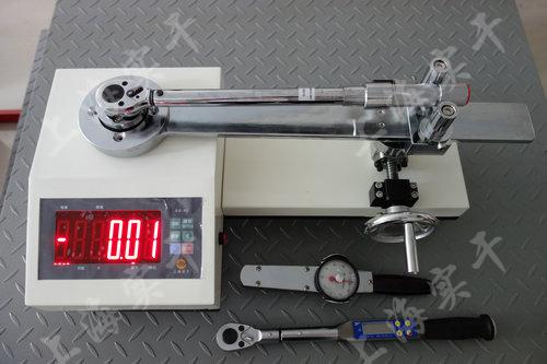 300n.m扭矩扳手校验仪