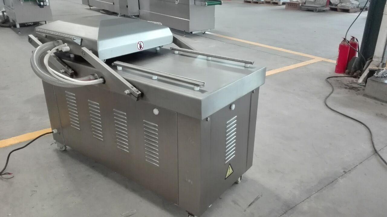 dz-600 真空牛肉干铝箔真空包装机价格低