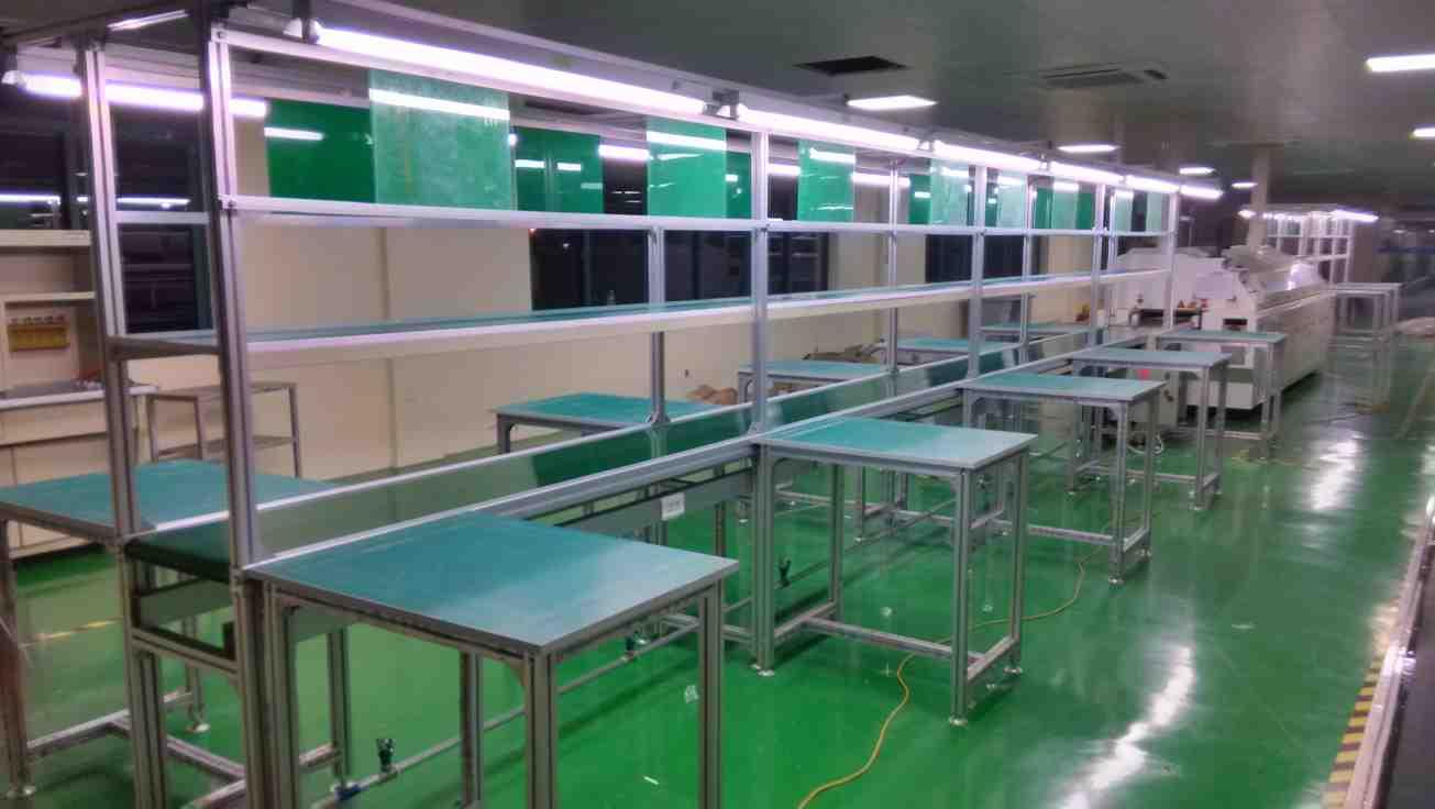如:皮带流水线设备,工业隧道炉,工业烤箱,其中皮带流水线系列包括