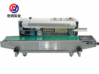fr-900型自动封口机主要结构及工作原理