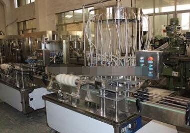 酱油灌装机